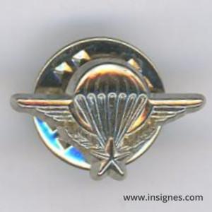 Brevet Parachutiste en pin's