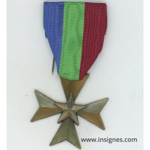 Médaille d'une amicale parachutiste