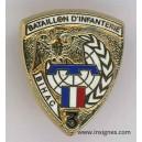 Bataillon d'Infanterie de BIHAC Pin's