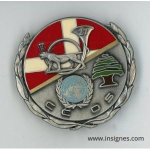27° BCA CCOS Liban 420 DSL FINUL
