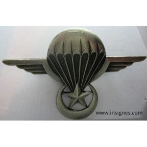 Brevet Parachutiste MAURITANIE