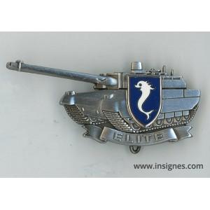 12° régiment de Cuirassiers prix de tie Equipage d'Elite Argenté