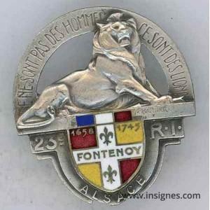 23° Régiment d'Infanterie