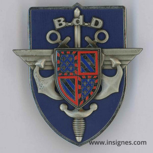 Base de défense DIJON BDD