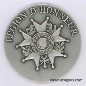 Légion d'Honneur Fond de coupelle 70 mm