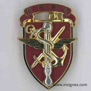 Ecole des Personnels Paramédical des Armées EPPA