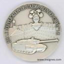 Ecole d'Application de la Cavalerie Médaille de table 65 mm