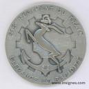 515° Régiment du Train Médaille de table 80 mm
