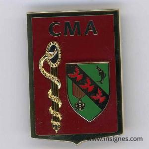 Centre Médical des Armées CMA VERDUN (T2)