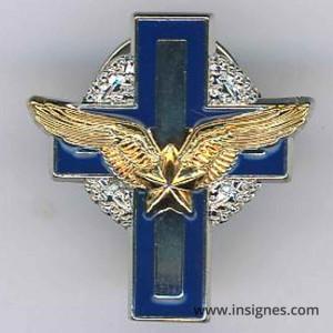 Aumonier Militaire Catholique Armée e l'Air Pin's