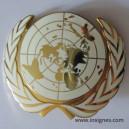 Insigne de BERET ONU FINUL (insigne bombé)