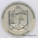 RIMAP Nouvelle-Calédonie Médaille de table 80 mm