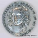 APHRODITE Médaille de table 65 mm