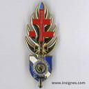 EOGN BOURLERT DE LA VALLEE Promotion Gendarmerie Chaumont GN 0438