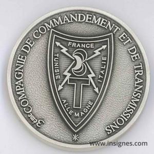 3° CCT Compagnie de Commandement des Transmissions Limoges Coin's