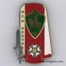 DEROO MCH 193° Promotion ENSOA