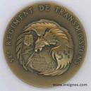 54° Régiment des Transmissions Médaille de table 65 mm