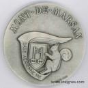 Base Aérienne 118 MONT DE MARSAN Médaille de table 68 mm