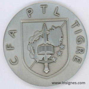 CFA PTL TIGRE Fond de coupelle 70 mm ALAT