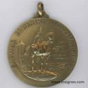 SAUMUR Equestre International Médaille Prix 68 mm Bronze