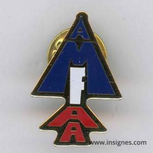 AMFAA Association des Militaires Féminins de l'Armée de l'Air Pin's