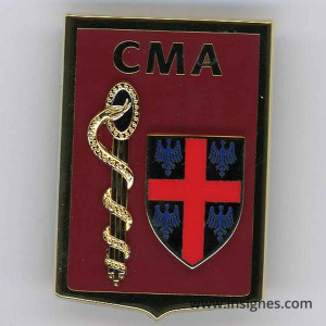 Centre Medical des Armees CMA MONTLHERY (T1)