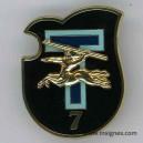 7° Compagnie de Commandement et des Transmissions CCT
