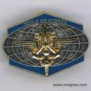 Ecole de Guerre CID Insigne G 5166