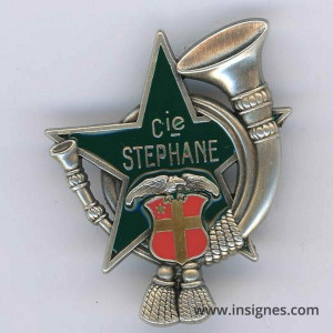 13° BCA 5° Compagnie Cie STEPHANE