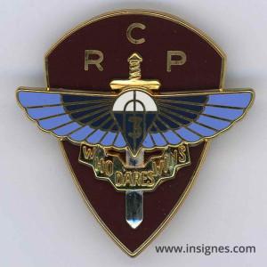 3 Régiment de Chasseurs Parachutistes RCP