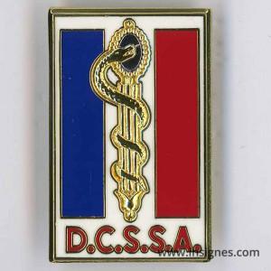 DCSSA Direction centrale du Service de Santé des Armées