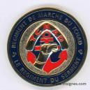 RMT Régiment de Marche du Tchad Koufra Médaille 40 mm