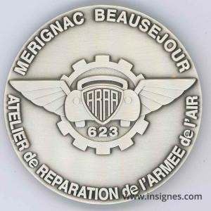 Atelier Réparation Armée de l'Air MERIGNAC BEAUSEJOUR Fond de coupelle 65 mm