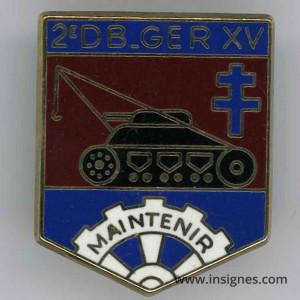 2° DB GER XV