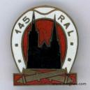 145° Régiment d'Artillerie Lourde RAL