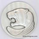 11° CHOC CPES Médaille de table 70 mm