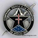 CNEC Compagnie d'Appui a la formation Choc Commando