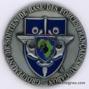 Gabon Groupement de Soutien de base des Forces Médaillette 35 mm
