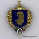 Brevet Préparation Militaire (lion) Drago