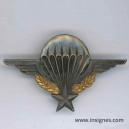 Brevet Parachutiste Drago Romainville