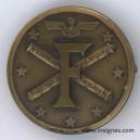 FOCH Porte-Avions couleur bronze