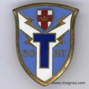 50° Bataillon des Transmissions