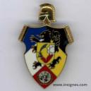 Bataillon du Génie BOSNIE (Franco-belge) Insigne Balme