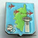 Centre Militaire de Contrôle de Solenzara 6/126 A 1296 Corse