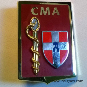 Centre Médical des Armées CMA Valence (T1)