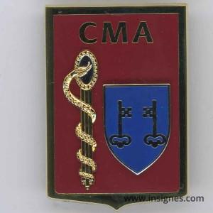 Centre Médical des Armées CMA MONT DE MARSAN (T1)