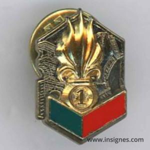 1° REG Pin's
