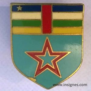 Ecu Assistance Militaire Technique RÉPUBLIQUE CENTRAFRICAINE