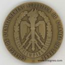 Collège de l'Enseignement Supérieur de l'Armée de Terre Médaille 65 mm