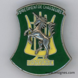 5° Regiment de Chasseurs Fanfare